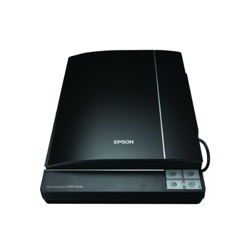 Epson Perfection V370 Photo - 4800 dpi x 9600 dpi - Flatbed scanner