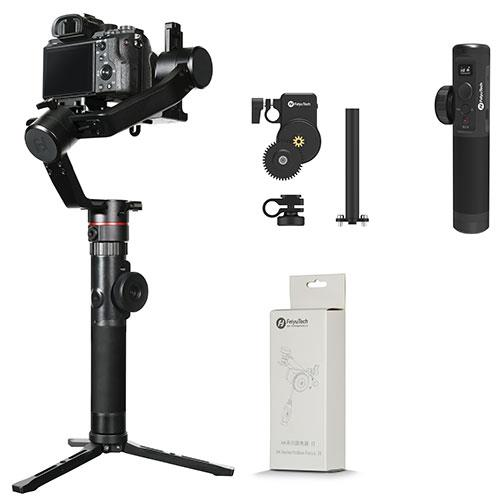 FeiyuTech AK2000 Gimbal with Follow Focus II and Hyperlink Remote Control