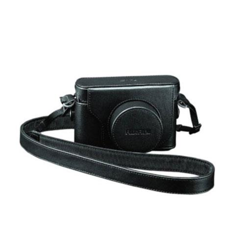 Fujifilm X30 Leather Case in Black