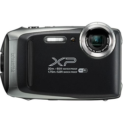 Fujifilm Finepix XP130 Digital Camera in Graphite