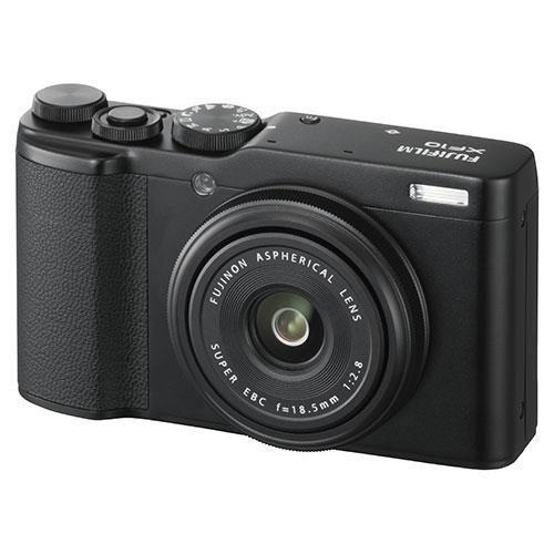 Fujifilm XF10 Digital Camera in Black - Ex Display