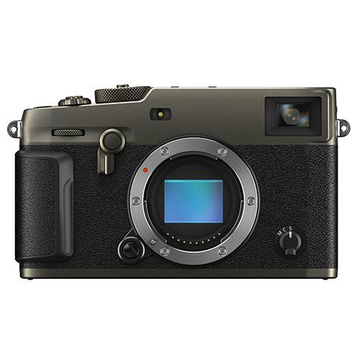 Fujifilm X-Pro3 Mirrorless Camera Body in Duratect Black