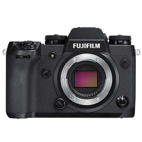 Fujifilm X-H1 Mirrorless Camera Body - Ex Display