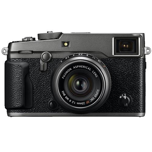 Fujifilm X-Pro2 Mirrorless Camera Body in Graphite