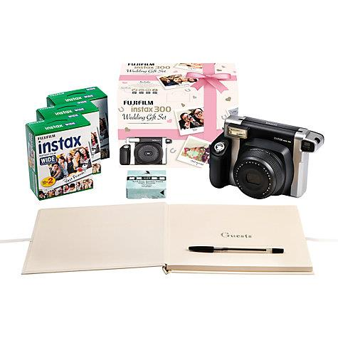 Instax 300 Wedding Bundle