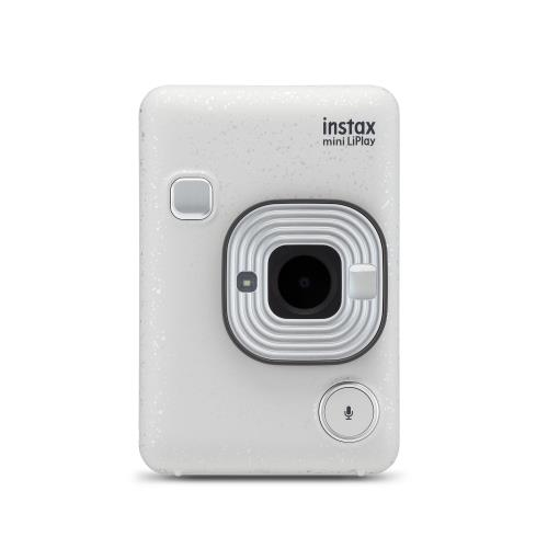 instax Mini LiPlay in Stone White