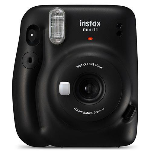 instax Mini 11 Instant Camera in Charcoal Grey - Ex Display