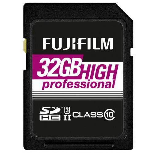 Fujifilm Professional SDHC 285MB/s 32GB UHS-II Memory Card