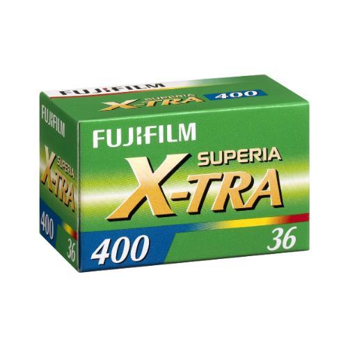 Fujifilm Superia 400 35mm 36 Exposure