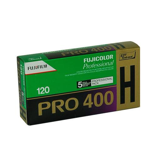 Fujifilm Fuji Pro 400H 120 PK5