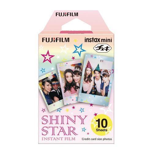 instax mini Shiny Star Film 10 Shots