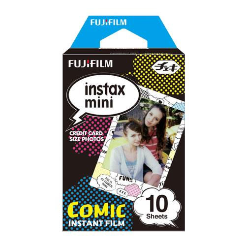 instax mini Comic Strip Film 10 Shots