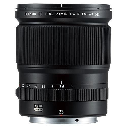 Fujifilm GF23mm f/4 R LM WR lens