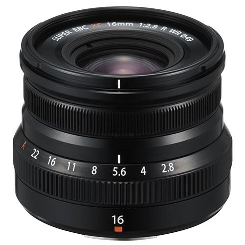 Fujifilm XF16mm f/2.8 R WR Lens