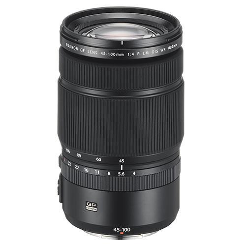 Fujifilm GF45-100mm F4 R LM OIS WR Lens