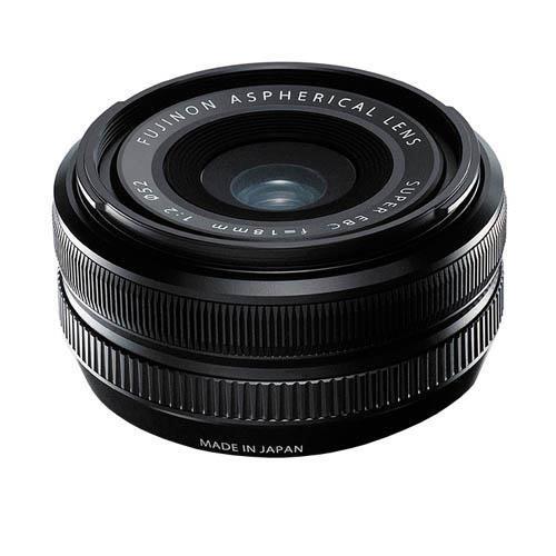 Fujifilm XF18mm f/2 R Lens - Ex Display