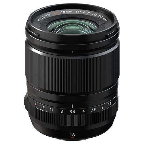 Fujifilm XF18mm F1.4 R LM WR Lens