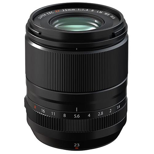 Fujifilm XF23mm F1.4 R LM WR Lens