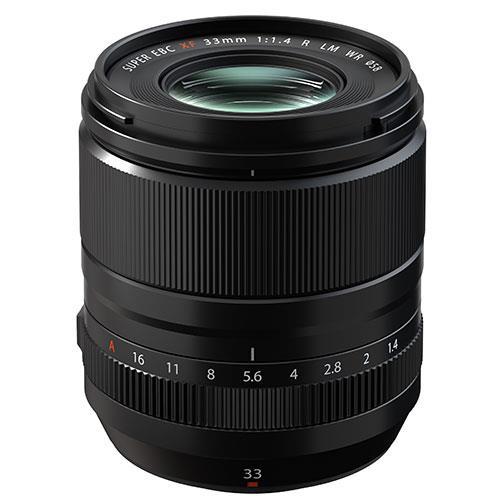 Fujifilm XF33mm F1.4 R LM WR Lens