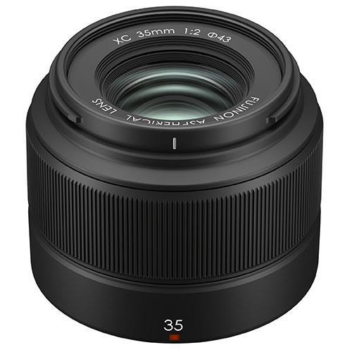 Fujifilm XC35mm F/2.0 Lens