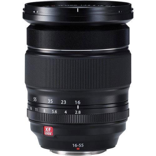 Fujifilm XF16-55mm f/2.8 R LM WR Lens - Ex Display