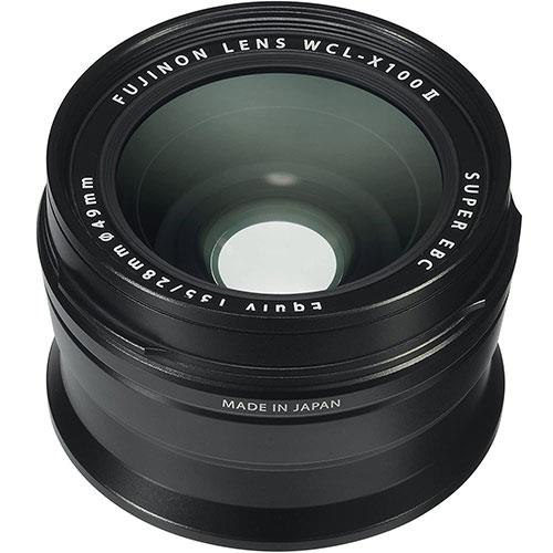 Fujifilm Wide Conversion Lens WCL-X100 - Ex Display