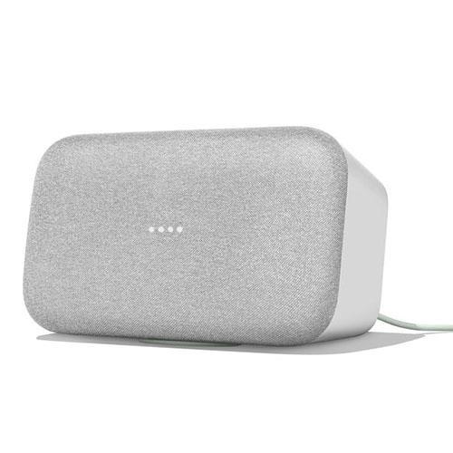 Google Home Max Speaker in Chalk