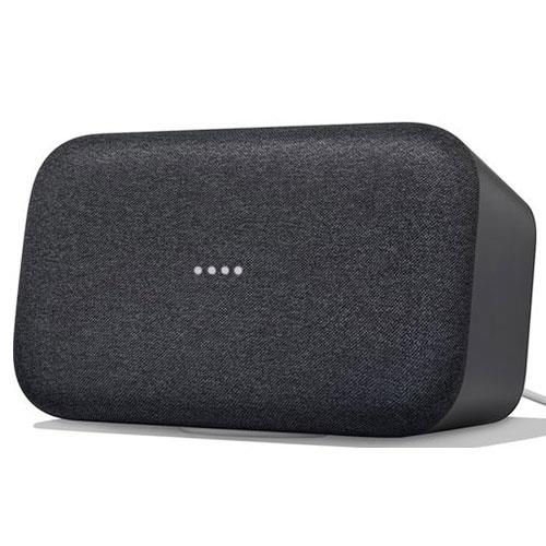 Google Home Max Speaker in Charcoal