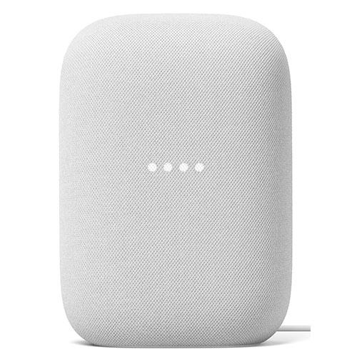 Google Nest Audio Home Speaker in Chalk