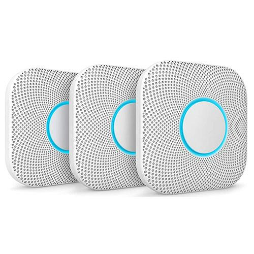 Google Nest Protect Smoke Alarm Battery Version 3 Pack