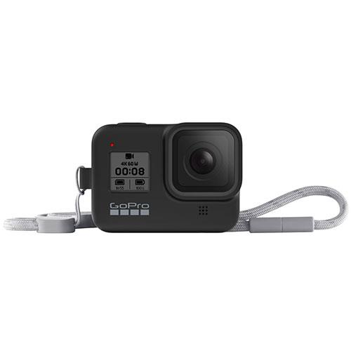 GoPro Sleeve and Lanyard for the HERO8 - Blackout