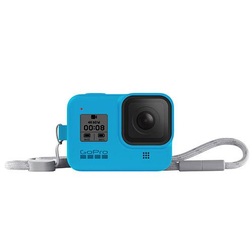 GoPro Sleeve and Lanyard for the HERO8 - Bluebird