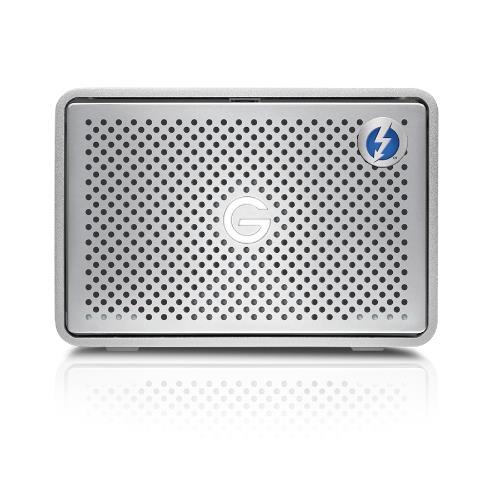 G-Technology G-Raid HDD 8TB Enclosure Silver