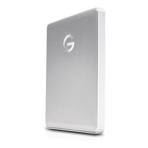 G-Technology G-DRIVE Mobile USB-C 1 TB External HDD Silver