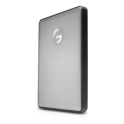 G-Technology G-DRIVE Mobile USB-C 1TB External HDD Space Grey