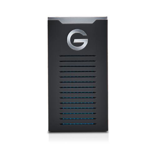 G-Technology G-DRIVE Mobile SSD R-Series 500 GB External SSD