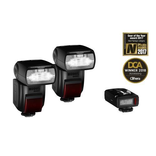 Hahnel Modus 600RT Speedlight Pro Kit for Canon