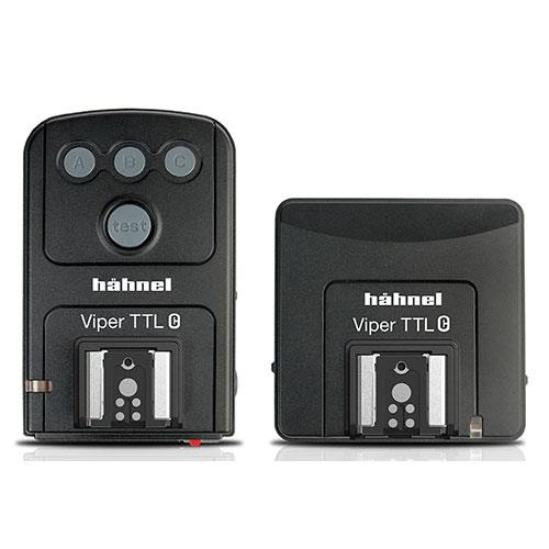 Hahnel Viper TTL Wireless Flash Trigger for Canon