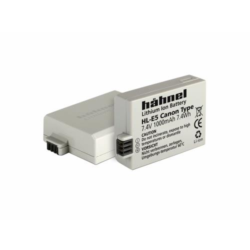 Hahnel HL-E5 Battery (Canon LP-E5)