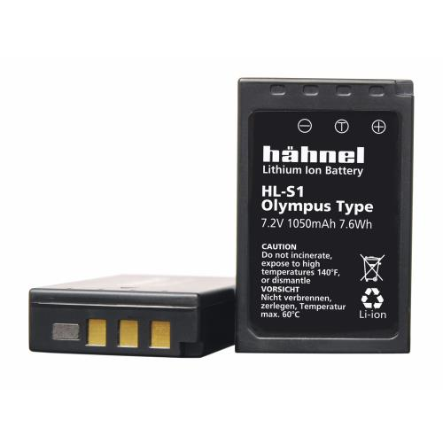 Hahnel HL-S1 Battery (Olympus BLS-1)