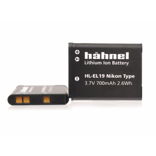 Hahnel HL-EL19 Li-ion Battery for Nikon EN-EL19