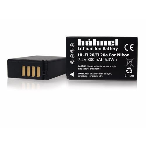 Hahnel HL-EL20 Li-ion Battery (Nikon EN-EL20)