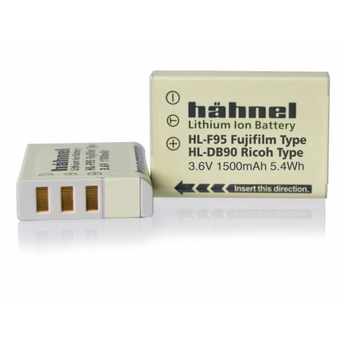 Hahnel HL-F95 Li-ion Battery for Fujifilm NP-95