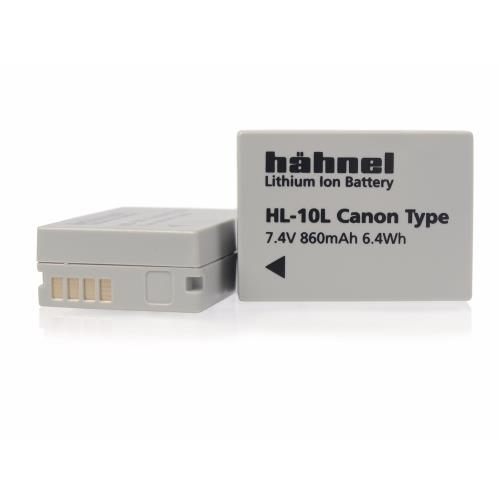 Hahnel HL-10L Battery for Canon NB-10L