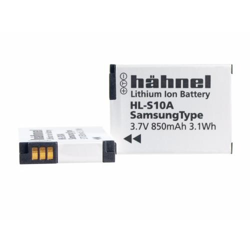 Hahnel HL-S10A Battery - Samsung SLB-10A Fit