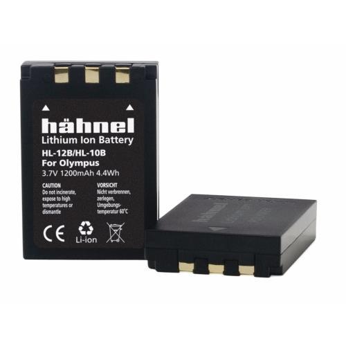 Hahnel HL-12B Li-ion Battery (Olympus Li-10B / Li-12B)