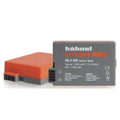 Hahnel Extreme Canon HLX-E8 Battery (Canon LP-E8)