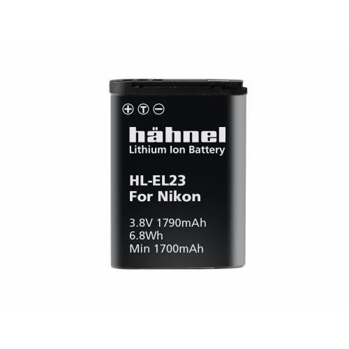 Hahnel HL-EL23 Battery  - Replacement for Nikon EN-EL23