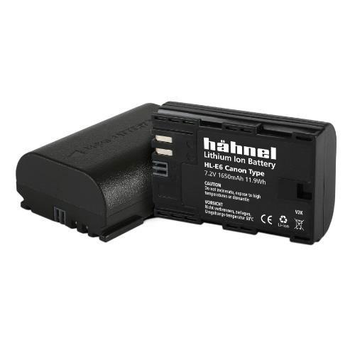 Hahnel HL-E6 Li-ion Battery (Canon LP-E6) - Ex Display