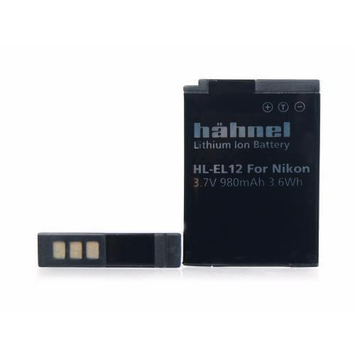Hahnel HL-EL12 Li-ion Replacement Battery for Nikon EN-EL12 - Ex Display